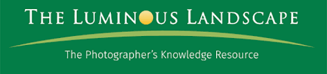 luminous landscape logo