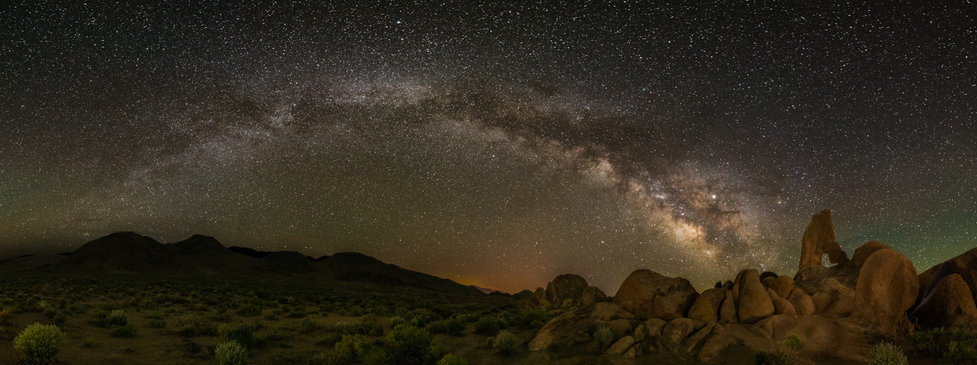 43Open_Steve_Friedman_2_Milky_Way_Rising_Over_Boot_Arch